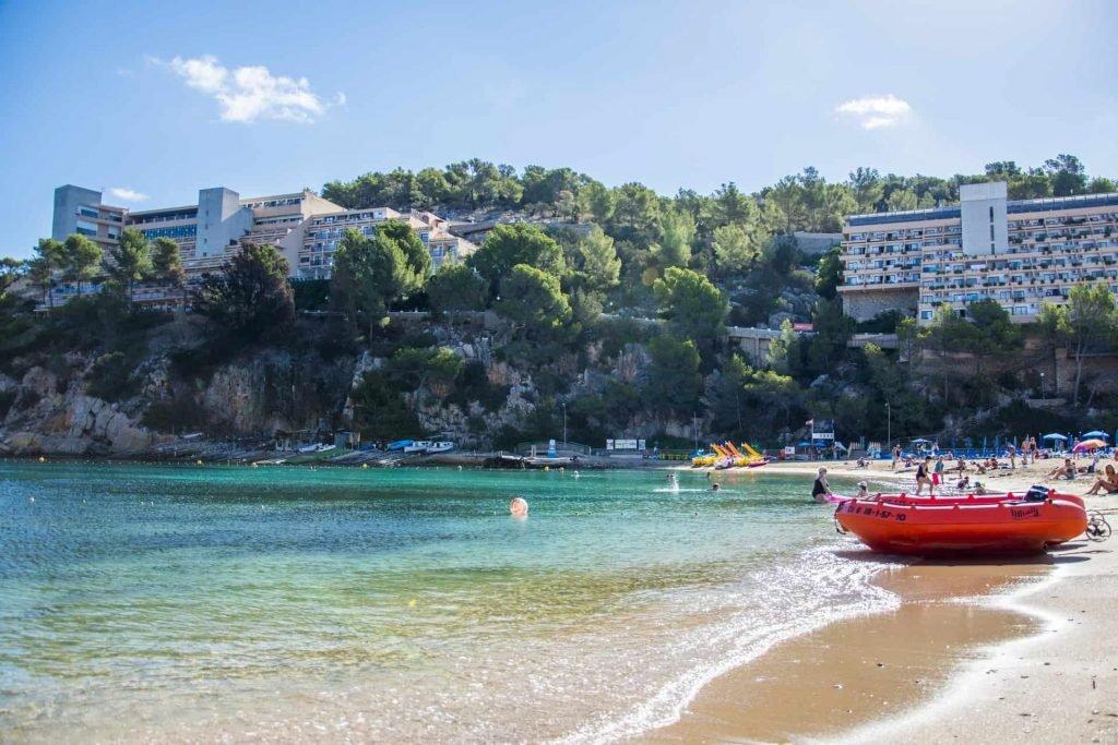 Playa Puerto de San Miguel