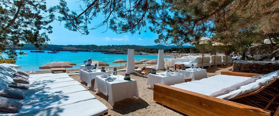 cala bassa beach club opening 2018 tips ibiza