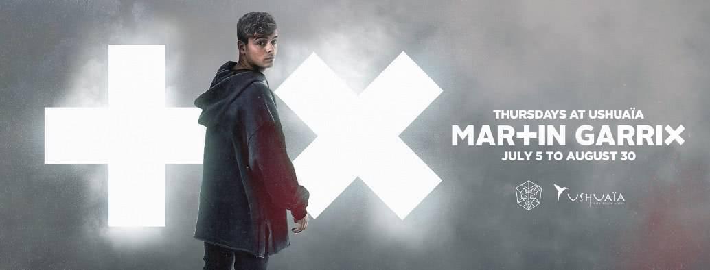 martin garrix ushuaia opening party 2018