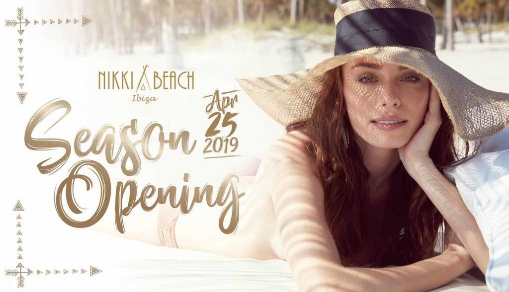 opening nikki beach ibiza 2019