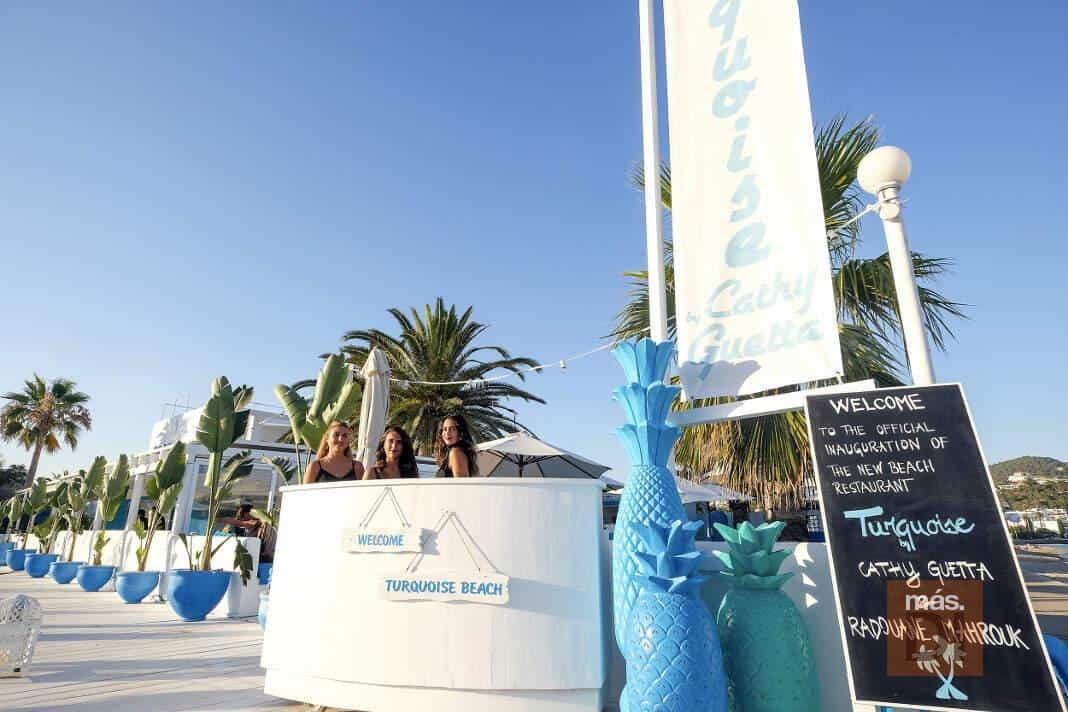 turquoise by cathy guetta ibiza