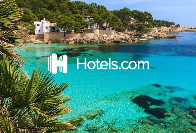 hotels.com korting