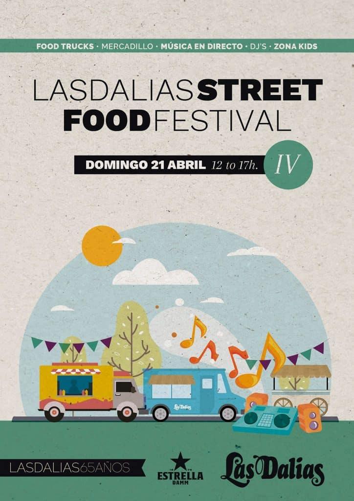 las dalias street food festival IVa