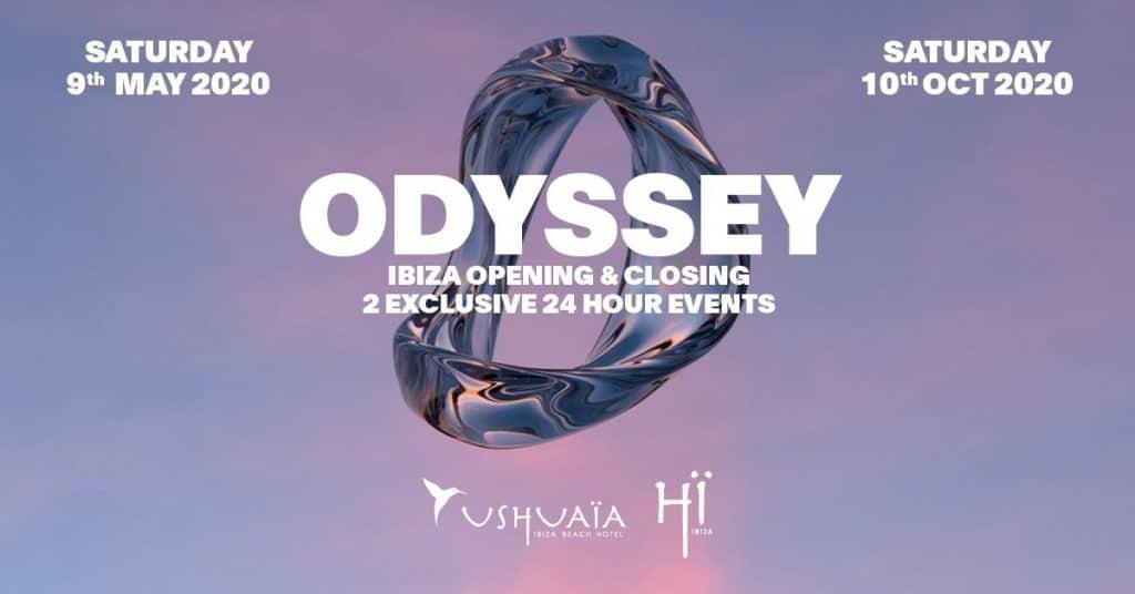 odyssey ibiza 2020